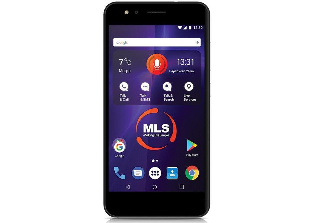 mls flame 4g 2018 8gb dual sim 4g smartphone public. Black Bedroom Furniture Sets. Home Design Ideas