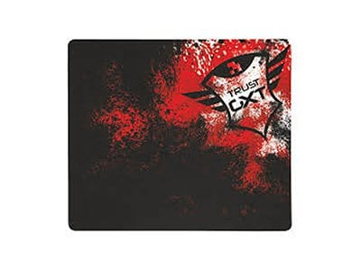 Gaming Mousepad Trust GXT 754P Μαύρο gaming   αξεσουάρ pc gaming   gaming mousepads