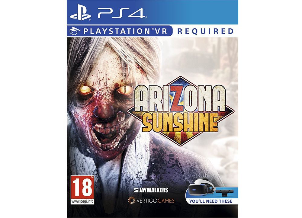 Arizona Sunshine - PS4/PSVR Game