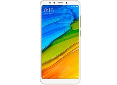 Xiaomi Redmi 5 Plus 64GB Χρυσό Dual Sim 4G Smartphone