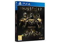 Injustice 2 (Legendary Edition) - PS4 Game