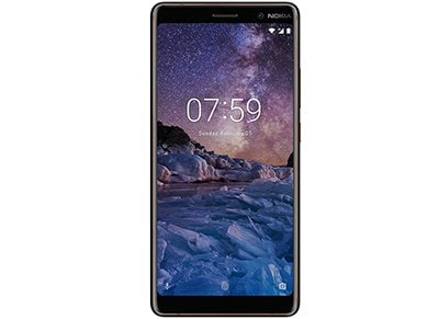Nokia 7 Plus 64GB Μαύρο 4G Smartphone
