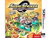 Sushi Striker: The Way of Sushido - 3DS/2DS Game