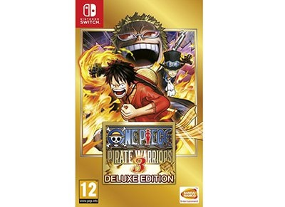 One Piece Pirate Warriors 3 - Nintendo Switch Game