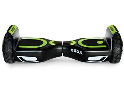 Image of Hoverboard Nilox Doc 2 Plus Μαύρο