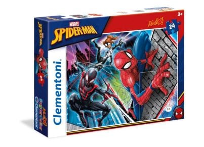 Παζλ Spider-Man Super Color Maxi (24 Κομμάτια)