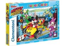 Παζλ Mickey Roadster Racers Super Color Disney (104 Κομμάτια)