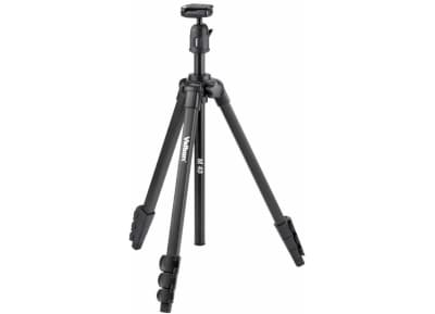 Τρίποδο Velbon  M 43  Entry Level Tripod Ball Head 4 sections Leg - Μαύρο
