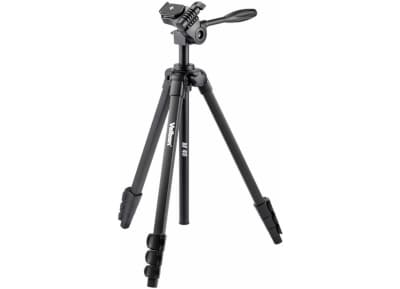 Τρίποδο Velbon  M 45  Entry Level Tripod 3 Way Head 4 sections Leg - Μαύρο