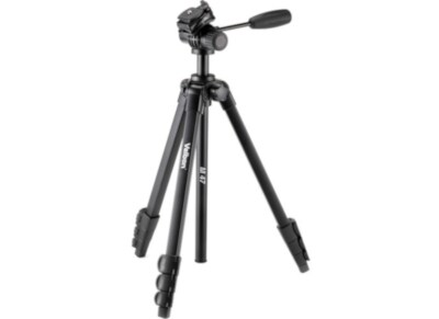 Τρίποδο Velbon  M 47  Entry Level Tripod 2 Way Fluid Head 4 sections Leg - Μαύρο
