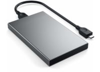 "Θήκη σκληρού δίσκου Satechi 2.5"" HDD / SSD USB - Type C Space Grey"
