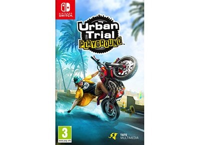 Urban Trial Playground - Nintendo Switch Game