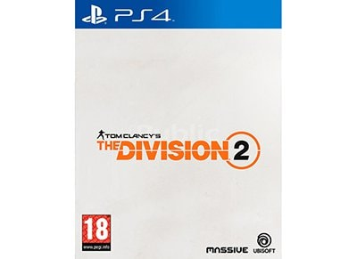 PS4 Used Game: Tom Clancy's The Division 2