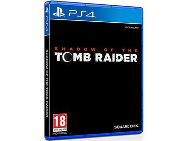 PS4 Used Game: Shadow of the Tomb Raider