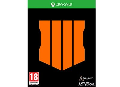 Xbox One Used Game: Call of Duty: Black Ops IIII