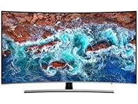 "Τηλεόραση Samsung 55"" Curved Smart LED Ultra HD HDR UE55NU8502TXXH"