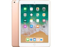 "Apple iPad 9.7"" (6th Gen) Cellular Tablet 128GB Gold"