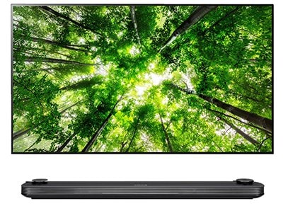 "Τηλεόραση LG 65"" Smart OLED Ultra HD HDR Signature OLED65W8PLA"