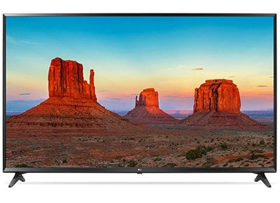 "Τηλεόραση LG 55"" Smart LED Ultra HD HDR 55UK6100PLB"