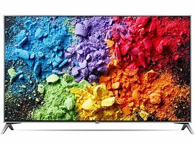 "Τηλεόραση LG 55"" Smart LED Super Ultra HD HDR 55SK7900PLA"