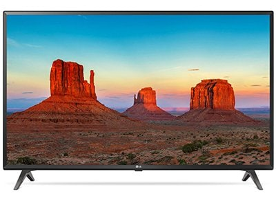 "Τηλεόραση LG 43"" Smart LED Ultra HD HDR 43UK6300PLB"