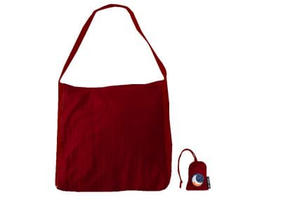 Τσάντα Shopper Ticket To The Moon Burgundy 20L