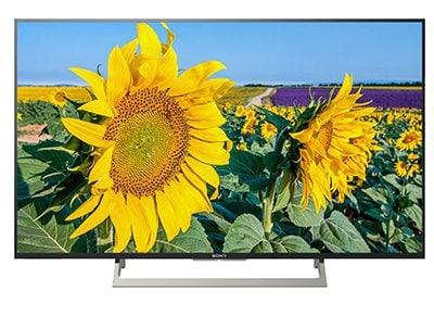 "Τηλεόραση Sony 55"" Smart LED Ultra HD HDR KD55XF8096BAEP"
