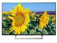 "Τηλεόραση Sony 49"" Smart LED Ultra HD HDR KD49XF8096BAEP"