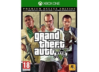 Grand Theft Auto V - Xbox One Game gaming   παιχνίδια ανά κονσόλα   xbox one