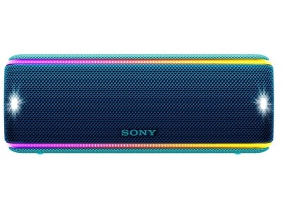 Φορητό ηχείο Sony SRS-XB31 Portable/Wireless/Bluetooth Μπλε