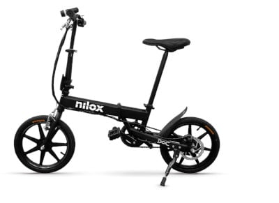 Nilox DOC e-bike X2 Plus Μαύρο wearables  drones   hitech   self balancing scooters