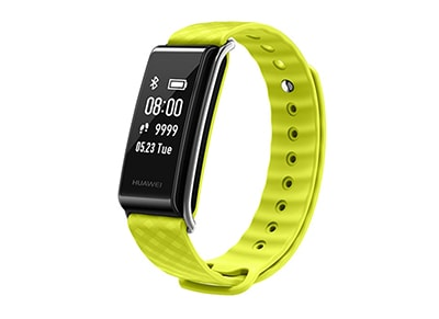 Activity Tracker Huawei Color Band A2 Κίτρινο