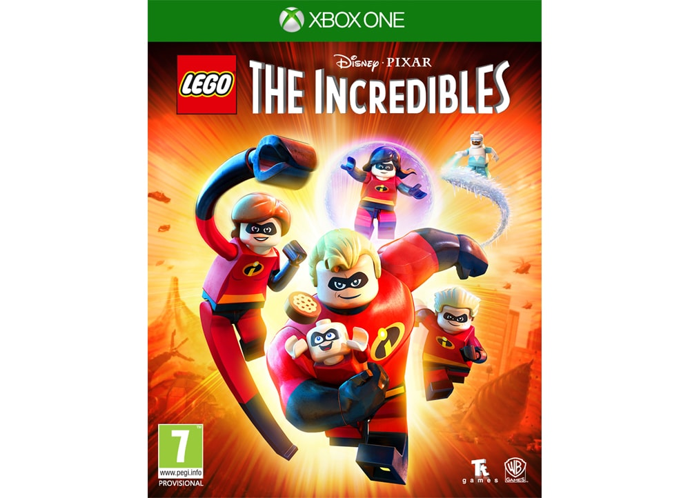 LEGO The Incredibles - Xbox One Game