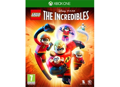 LEGO The Incredibles – Xbox One Game