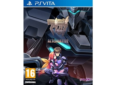 Muv Luv Alternative - PS Vita Game