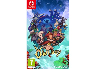 Owlboy - Nintendo Switch Game