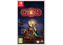 Candle: The Power of The Flame - Nintendo Switch Game