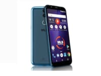MLS MX Plus 32GB Μπλε Dual Sim 4G Smartphone