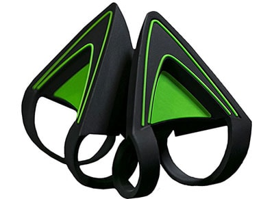 Razer Kitty Ears για τα Razer Kraken - Πράσινο gaming   gaming cool stuff   merchandise