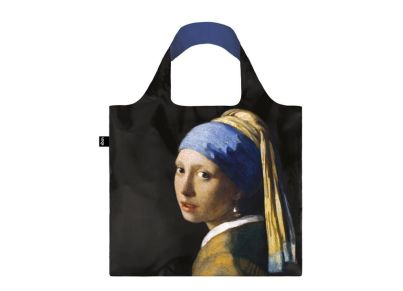 Τσάντα Shopper Loqi Vermeer Girl