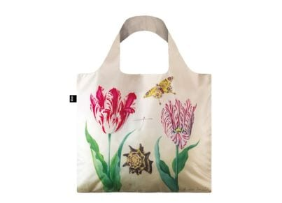 Τσάντα Shopper Loqi Jacob Marrel Tulips