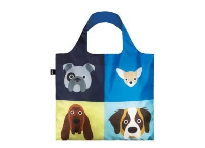 Τσάντα Shopper Loqi Stephen Cheetham Dogs