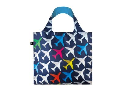 Τσάντα Shopper Loqi Airport Airplane