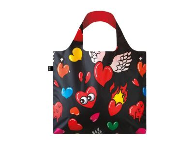 Τσάντα Shopper Loqi Pop hearts