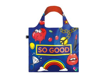 Τσάντα Shopper Loqi Pop So Good