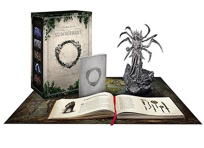 The Elder Scrolls Online: Summerset Collector's Edition - PS4 Game