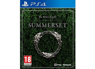 The Elder Scrolls Online: Summerset – PS4 Game