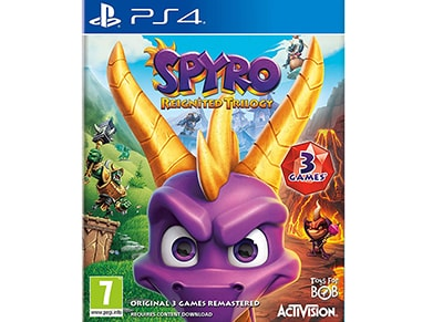 Spyro Reignited Trilogy – PS4 Game