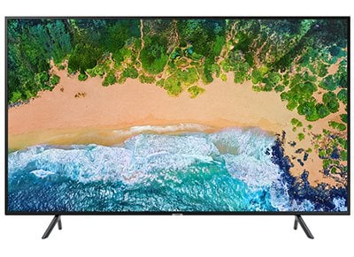 "Τηλεόραση Samsung 43"" Smart LED 4K HDR UE43NU7122KXXH"