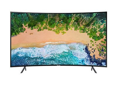 "Τηλεόραση Samsung 49"" Curved Smart LED 4K HDR UE49NU7302KXXH"